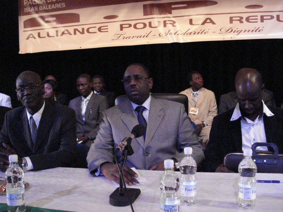 Selon Alioune Ndao Fall : Macky Sall sera victorieux en Espagne en 2019