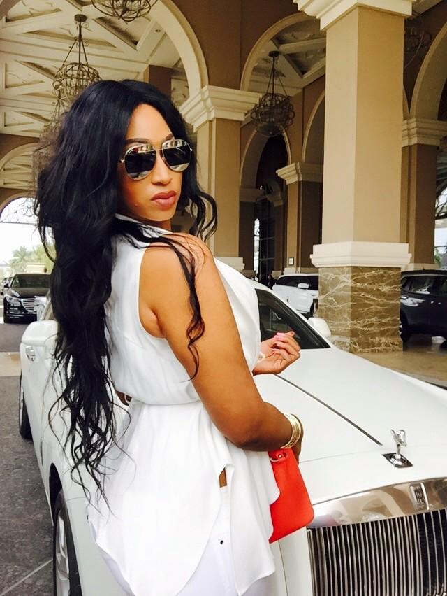 Photos - Diaba Sora : La Kim Kardashian du Mali qui explose les réseaux sociaux
