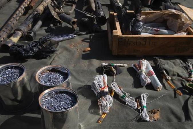Ngoundiane - Thiès : 150 tonnes d'explosif saisies par la gendarmerie