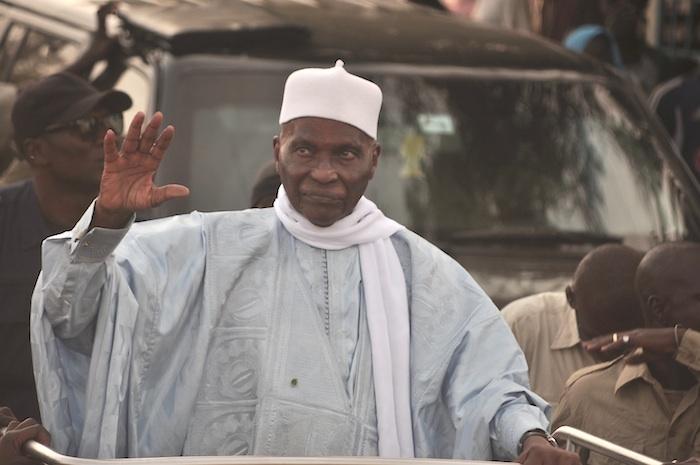 Abdoulaye Wade sur la résolution sur les APE en 2007 : « Je l'ai lue et je suis parti… »