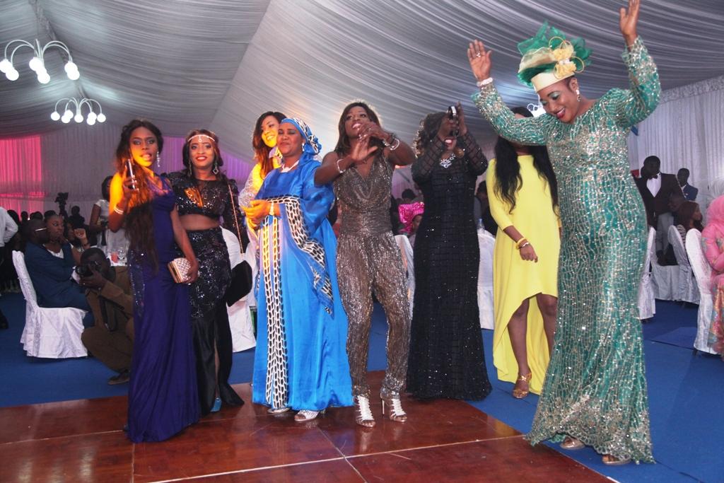 Les images exclusives de la soirée anniversaire de Waly Seck au King Fahd Palace