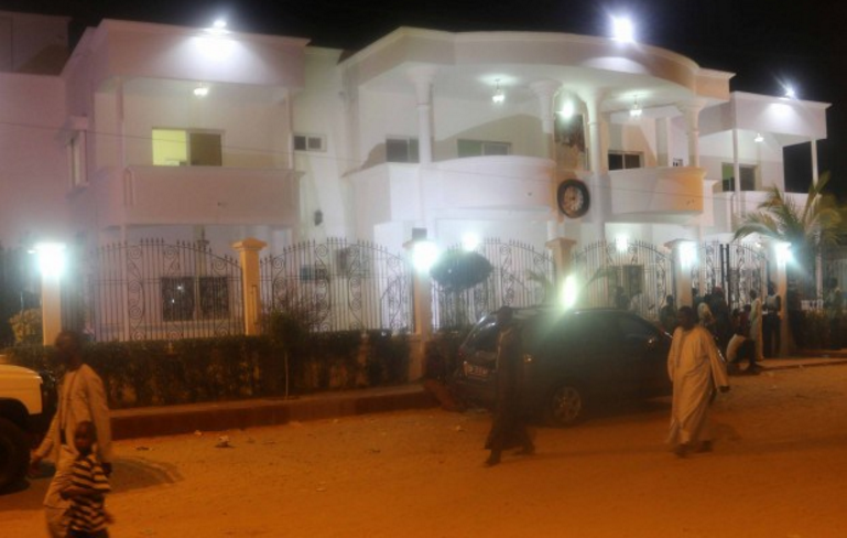 Le pire évité à Touba : La maison de Cheikh Béthio Thioune de Janatoul Mahwa a failli être saccagée par des…