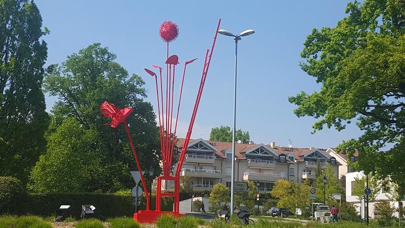 Suisse : Bicentenaire de « Frankenstein » à Genève, la sculpture du Sénégalais Ousmane Dia retenue par la commune de Cologny