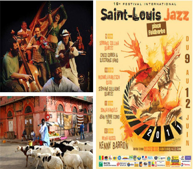 Saint-Louis : Le Festival international de Jazz annulé