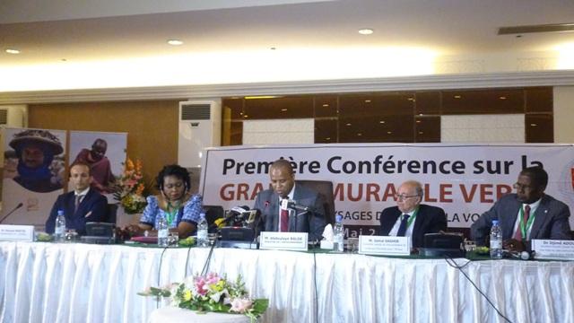 Conférence de Dakar sur la grande muraille verte : Des experts en conclave pour lutter contre la désertification en Afrique et au Sahel