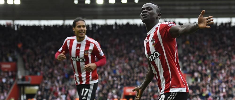 Top 5 des footballeurs africains d'Europe - Sadio Mané sur un nuage !