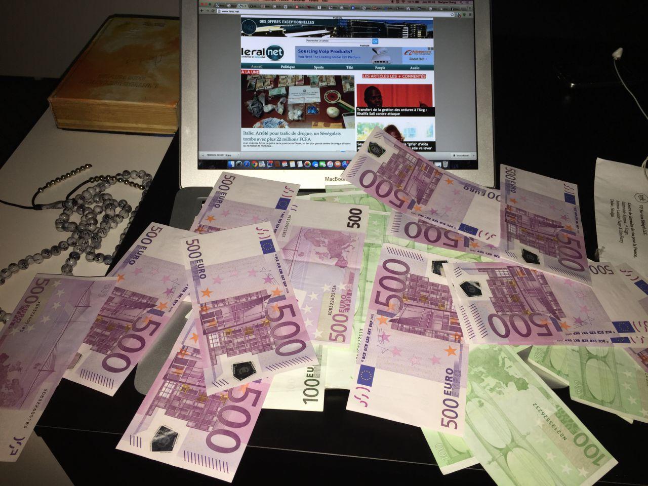 Le billet de 500 euros va disparaître