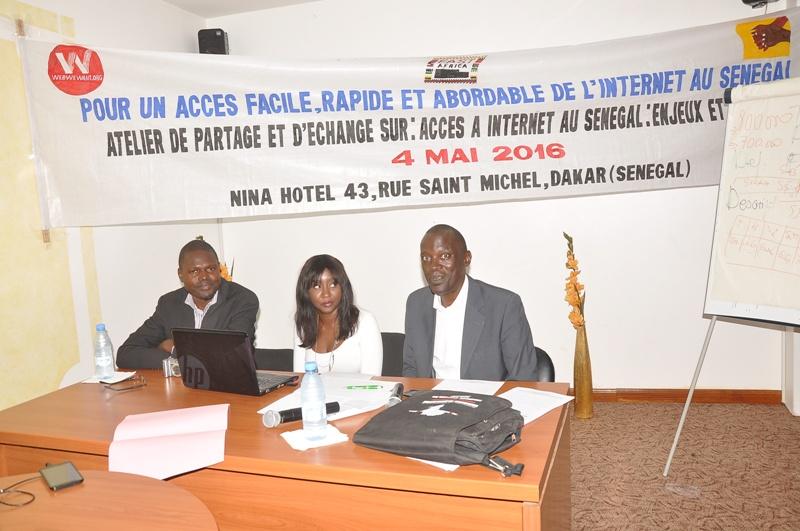 Comment permettre à nos  Etats de booster le développement à partir d'internet ? Le juriste Ababacar Diop apporte la solution