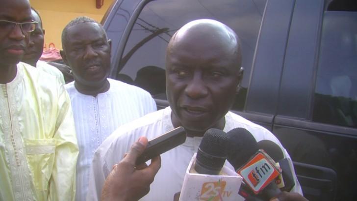 "Situation en Gambie : Idrissa Seck invite Macky à ""parler avec Jammeh avec respect, mais..."""