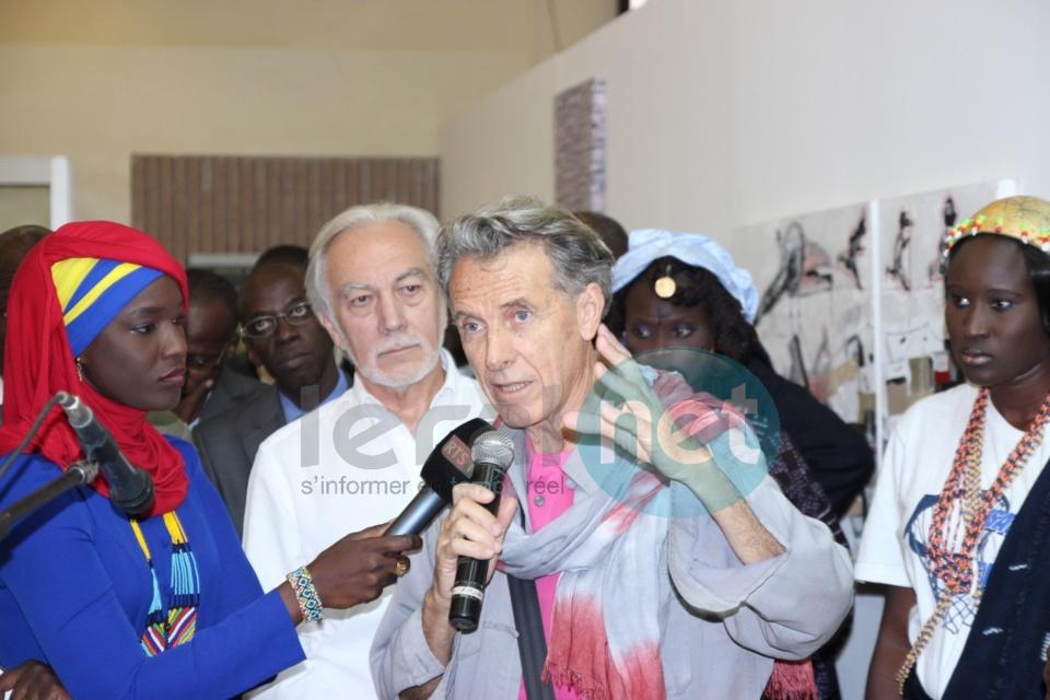 """12e biennale de l'Art contemporain de Dakar : Regardez les images de l'exposition """"Soré et Diégué"""""""