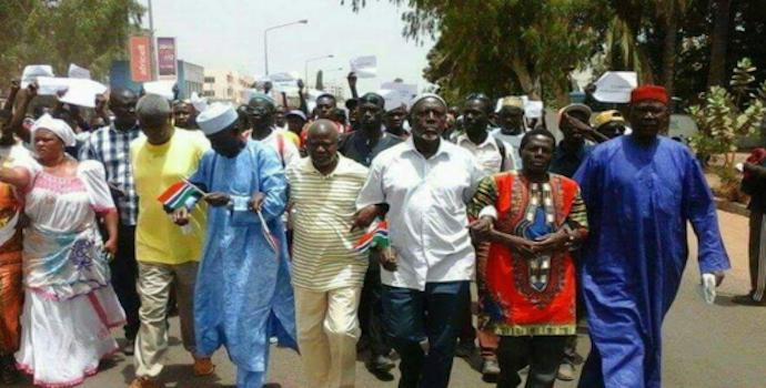 Gambie - Fatoumata Jawara, Nogoï Njie et Cie réapparaissent, la mort de Solo Sandend se confirme