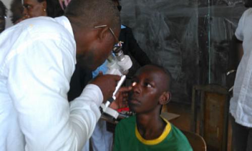 Podor- Gamou de Souyma :  Racine Sy offre des consultations médicales gratuites à domicile