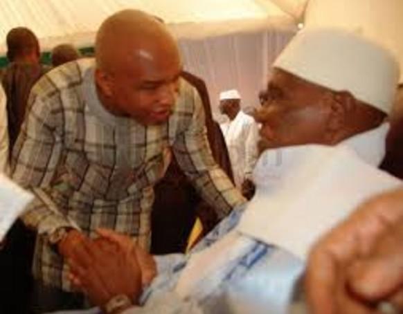 """El Hadj Diouf : """"Les Sénégalais doivent prier pour que les relations entre Wade et Macky soient apaisées"""""""