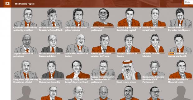 Panama Papers, le grand déballage touche le Sénégal : 3 sociétés offshores, 17 agents dont Atepa et Pouye, 1 intermédiaire et 12 adresses répertoriées