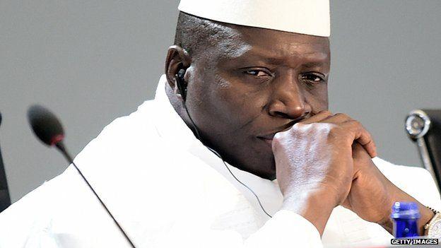 Plainte contre le Sénégal : La Cedeao renvoie Jammeh à sa copie