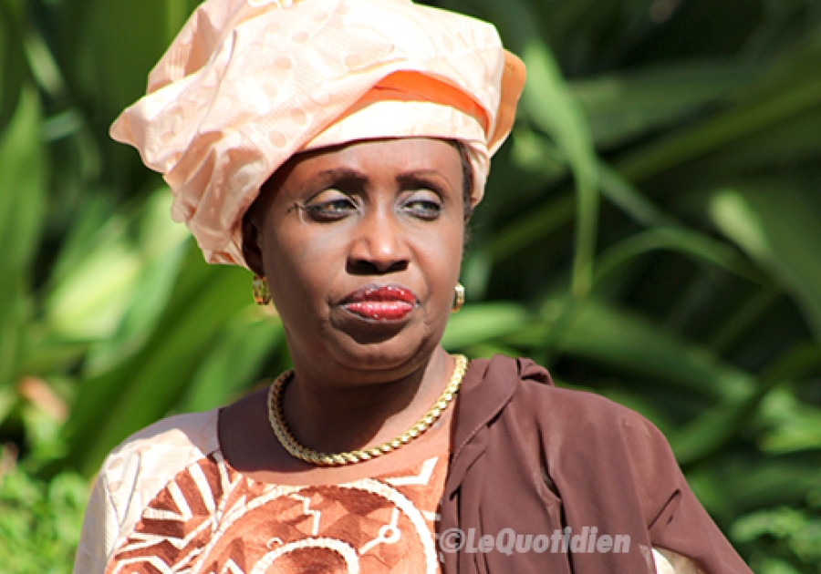 L'ex-Pm parachutée à Kaolack : « Nous l'accueillons à bras ouverts! » (Nafissatou Diop Cissé)