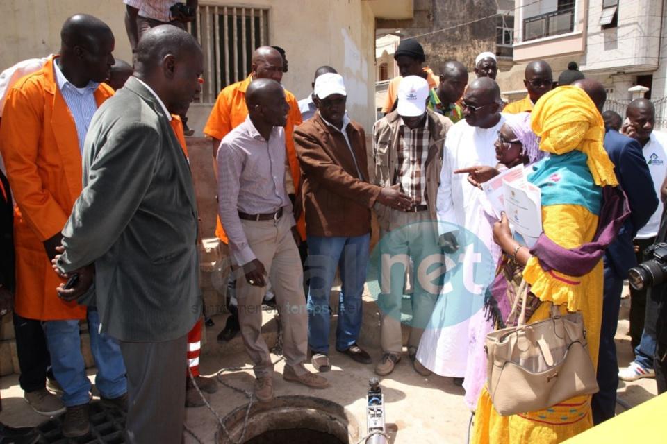 """Alioune Badara Diop, sur la lutte contre les inondations : """"L'Onas a démarré le curage et l'entretien des stations de pompage et a acquis un nouveau matériel"""""""