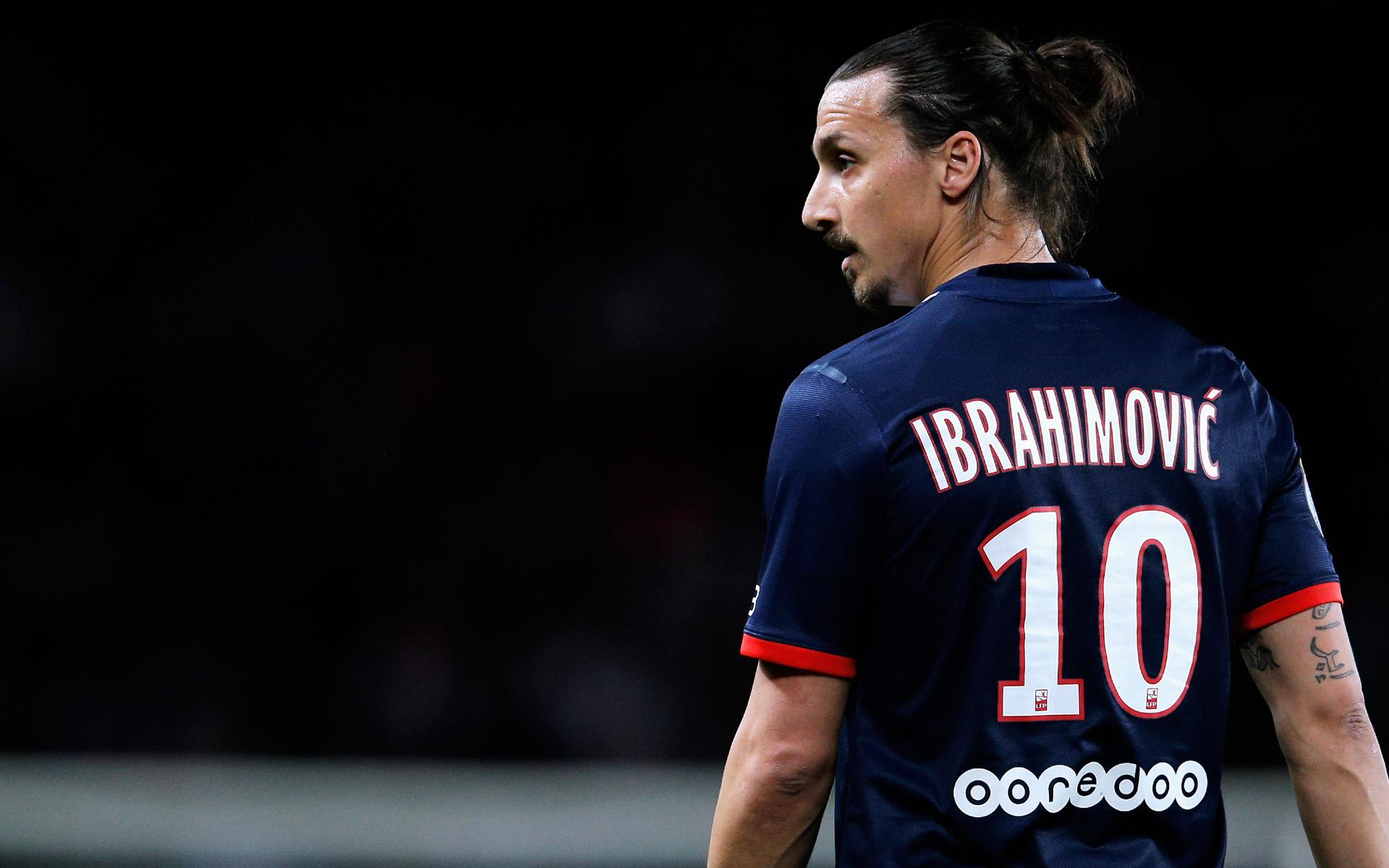 """PSG : Ibrahimovic annonce son départ : """"Je suis arrivé comme un roi, je pars comme une légende"""""""
