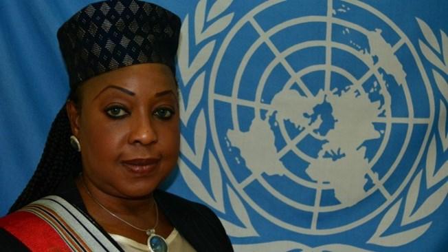 Fifa: La Sénégalaise Fatma Samoura est nommée Secrétaire générale