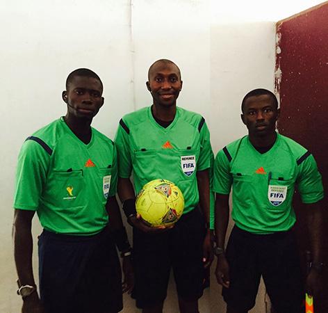 JO 2016 - Un trio sénégalais représentera pour la première fois le continent