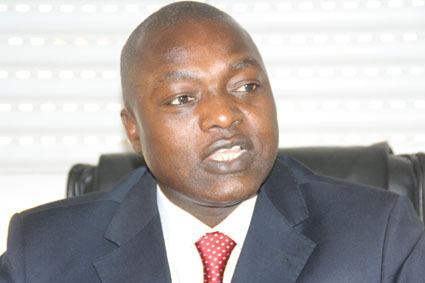 Oumar Guèye, ministre de la Pêche et de l'Economie maritime