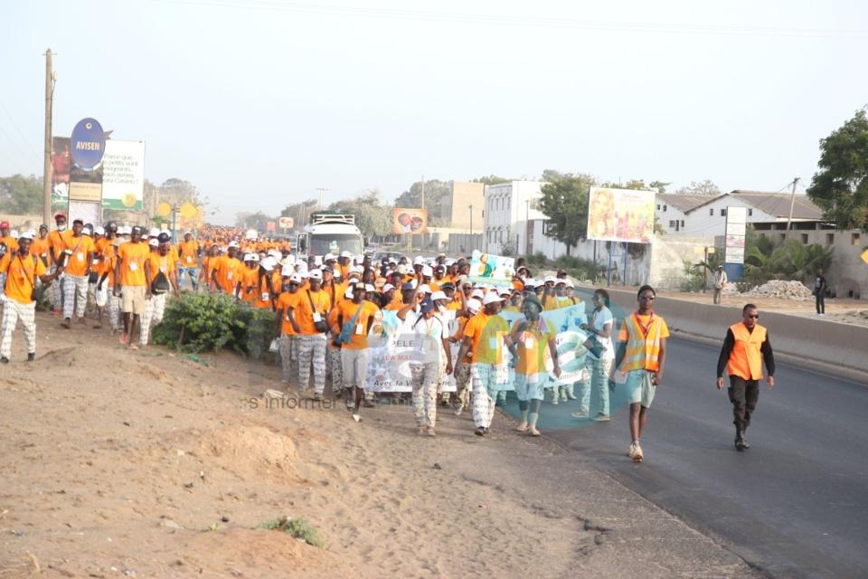 Marche pèlerinage marial de Popenguine: Aux origines d'une procession devenue une tradition pour la jeunesse catholique