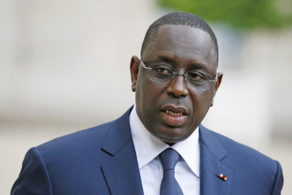 """Macky Sall loue les """"hautes qualités"""" de notre compatriote Fatma Diouf Samoura nommée SG de la Fifa"""