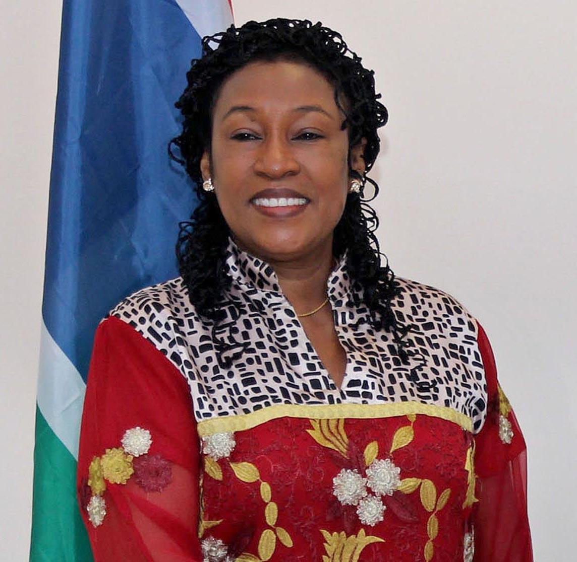 Neneh Macdouall Gaye, ministre gambienne des Affaires étrangères : «Nous avons supprimé la mesure d'augmentation des droits de passage sur le fleuve Gambie»