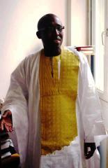 Cheikh Sidiya Diop vole au secours d'Abdoul Mbaye