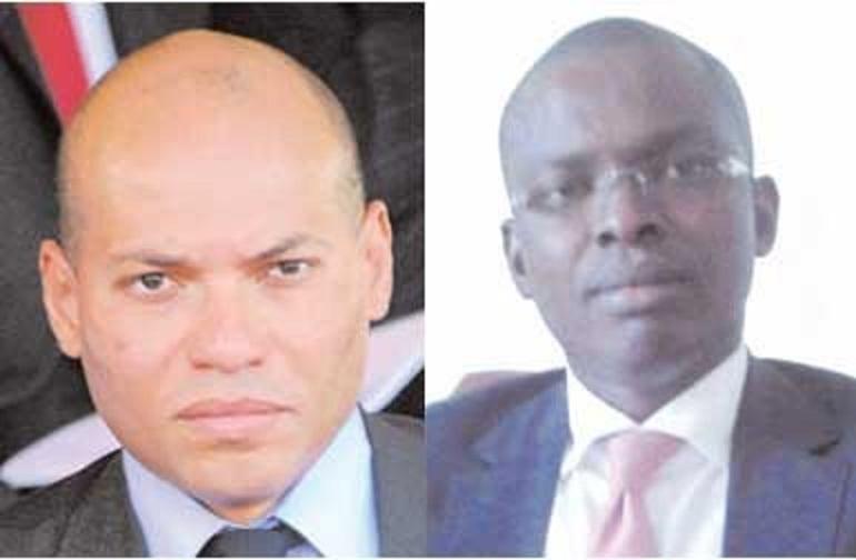 Cour d'appel : Alboury Ndao réclame 500 millions à Karim Wade