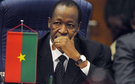 Burkina : Le mandat d'arrêt contre Blaise Compaoré n'a pas été annulé