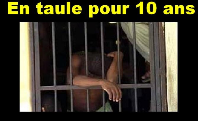 Sénégal : 759 personnes en prison pour pédophilie depuis janvier 2016
