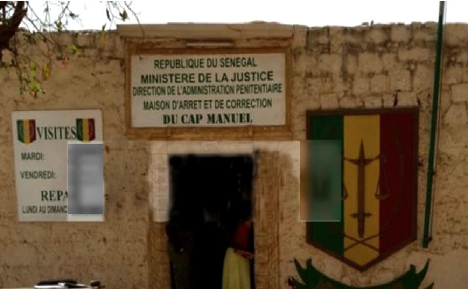 """Scandale à la Mac du Cap Manuel : Les cellules confortables """"vendues"""" aux prisonniers Vip"""
