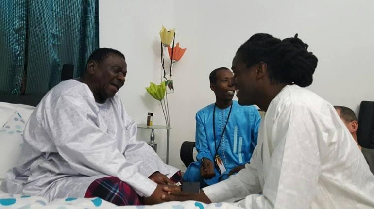 Cheikh Béthio-Cheikh Amar-Mame Gor Jazaka : Une rencontre au sommet
