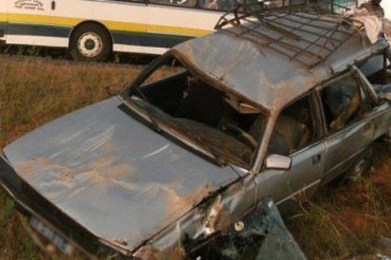 Accident à Sédhiou: Un mort et trois blessés graves; le chauffeur a percuté une vache