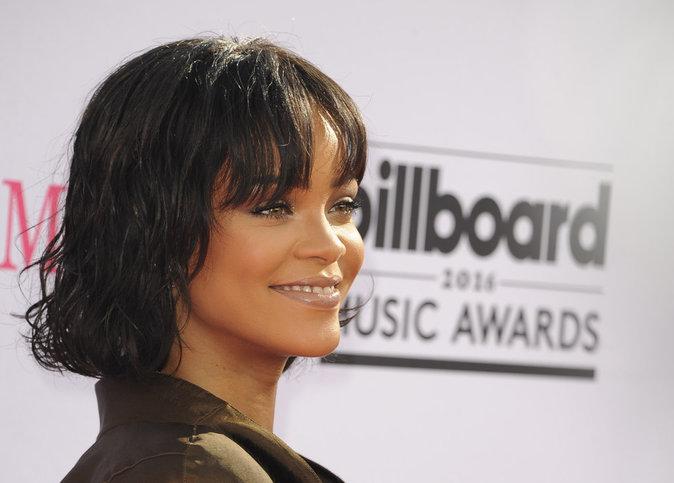 Photos - Billboard Music Awards : Rihanna, sexy et récompensée