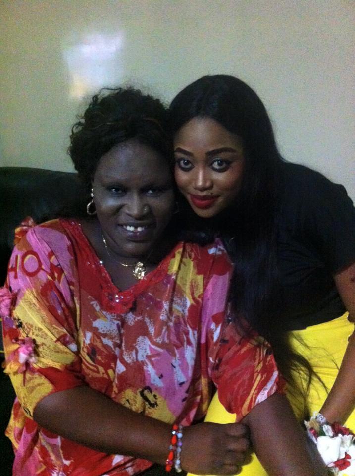 Ngoné Ndiaye Guéwel en toute complicité avec Diodio Diaw
