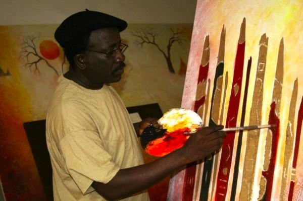 Vernissage à la Cour suprême : Des œuvres d'art du 1er Festival Mondial des Arts Nègres de 1966 remis à neuf