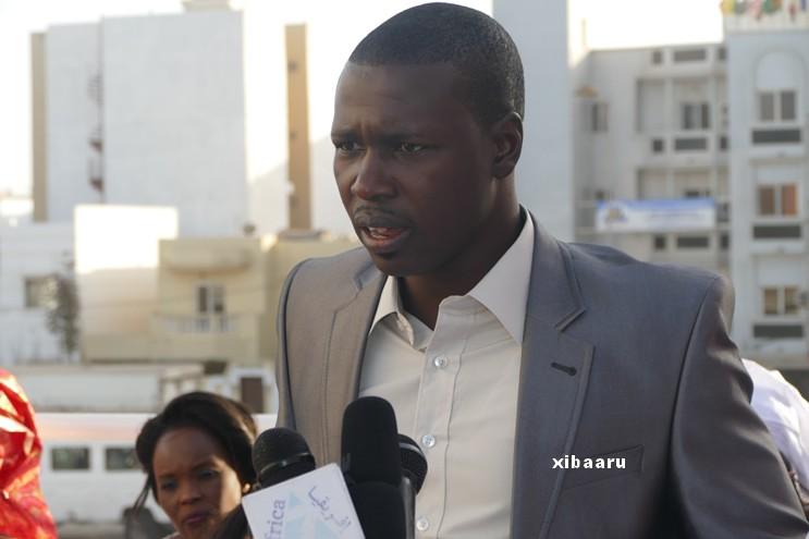 "Malick Guèye du Grand parti : ""Malick Gackou n'est financé par aucun lobby homosexuel... ni au Sénégal, ni en Pologne, ni ailleurs"""