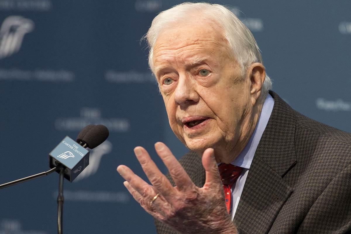 L'ancien Président Carter voit une résurgence du racisme en Amérique