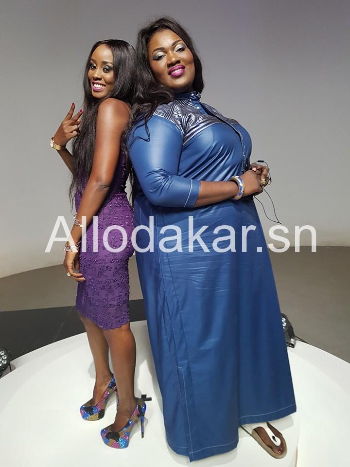 Queen Biz et Bijou Ngoné en toute complicité