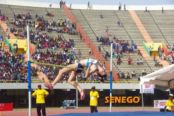 Meeting international de Dakar : Un athlète américain se fait voler son sac