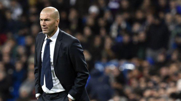 Real : Zidane en danger ?