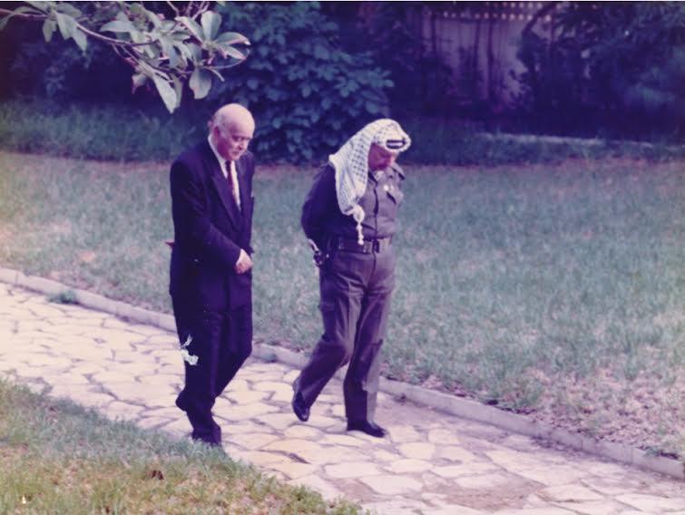 Hommage à la mémoire de Saïd Abassi «Abou Fahd», ancien Ambassadeur de Palestine au Sénégal