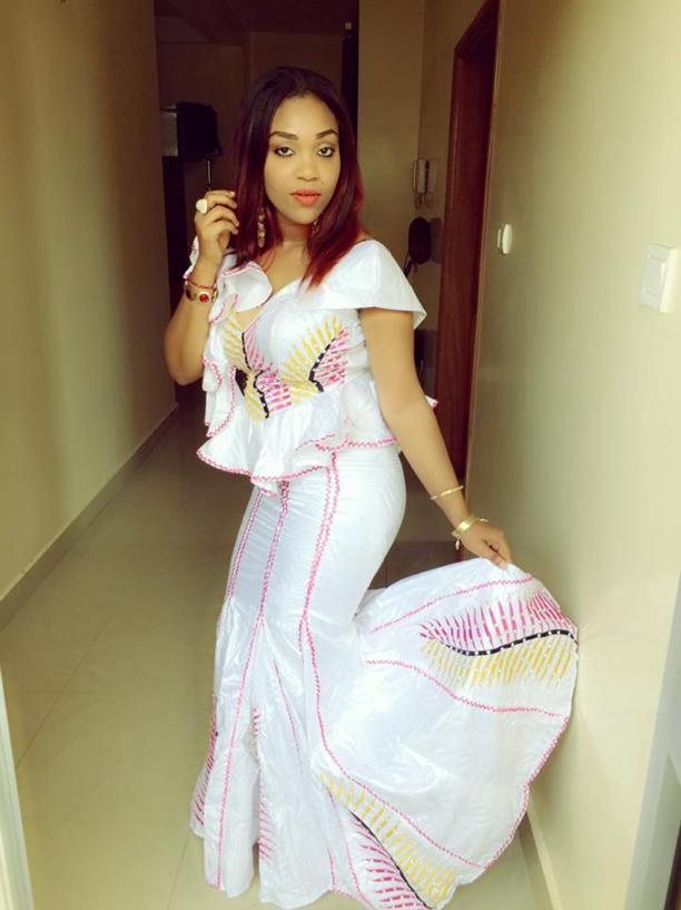 Astou Mbaye - Toujours au sommet de la beauté