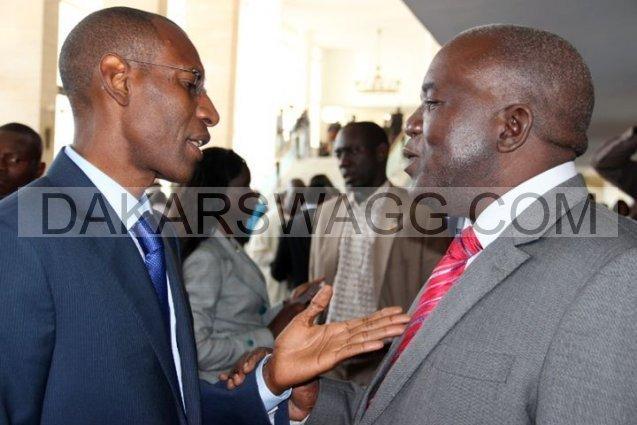 Dialogue national : Oumar Sarr reçu par Abdoulaye Daouda Diallo