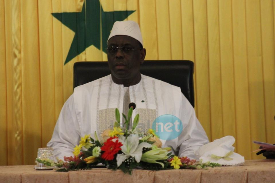 Pour mieux sécuriser les frontières sénégalaises: Macky Sall annonce le programme Puma