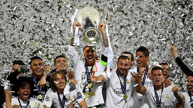 Ligue des champions : la victoire haletante du Real Madrid contre l'Atlético