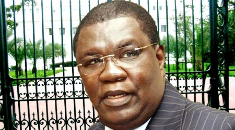 Cérémonie d'ouverture du dialogue national : Le sale quart d'heure de Me Ousmane Ngom