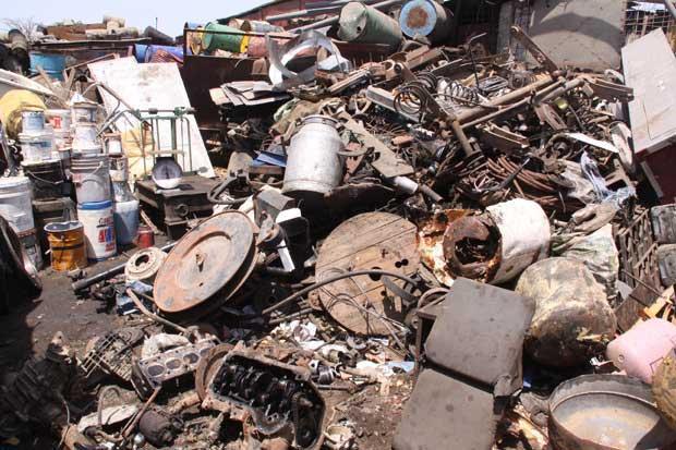 Touba : Une grenade explose entre les mains d'une ferrailleuse